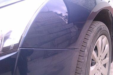 Кузовной ремонт Chevrolet Cruze в Самаре
