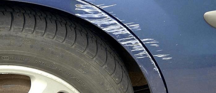 Кузовной ремонт Honda Civic в Самаре