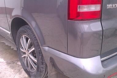 Кузовной ремонт Volkswagen в Самаре