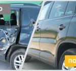 Кузовной ремонт Volkswagen Tiguan в Самаре