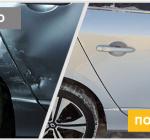Кузовной ремонт Renault Fluence в Самаре