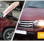 Кузовной ремонт Renault Duster в Самаре